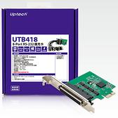 Uptech 登昌恆 UTB418 PCI-E 8-Port RS-232 擴充卡