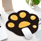 滑鼠墊加厚可愛女卡通小號護腕游戲大號廣告定做電腦桌墊