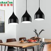 110v吸頂燈 北歐餐廳吊燈馬卡龍燈具客廳臥室吧臺創意個性簡約現代三頭餐廳燈 吊燈