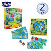 chicco-親子益智桌遊-舞動小池塘