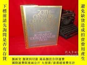二手書博民逛書店20th罕見  Twentieth Century Decora