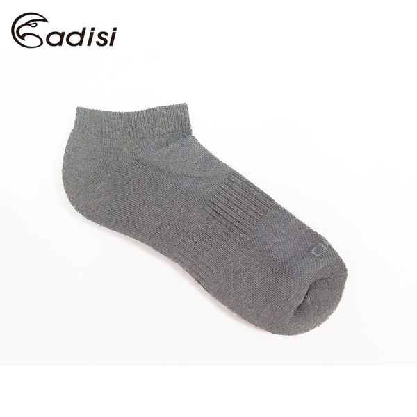 ADISI 毛巾底排汗運動踝襪 AS15181 / 城市綠洲(襪子 隱形襪 船襪 運動襪 超短襪)
