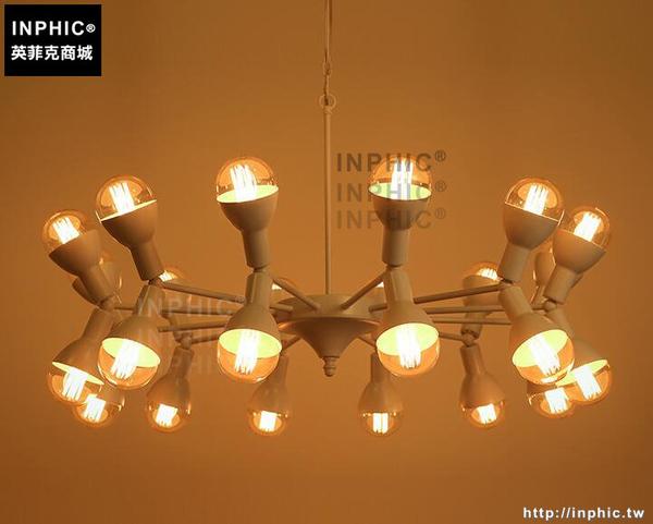 INPHIC- 創意個性北歐客廳餐廳吊燈裝飾燈服裝咖啡酒吧會所簡約燈飾_S197C
