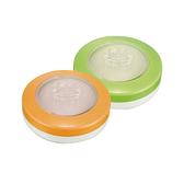 小獅王辛巴simba 超薄雙層造型粉撲盒(橘/綠) 隨機出貨 不挑色