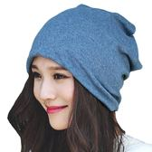 時尚孕產婦帽子做坐月子帽 春夏季款產后兩用 棉包頭巾女大碼