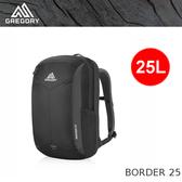 【速捷戶外】美國GREGORY 104089 BORDER 25 旅行背包(像素黑) ,商務背包,通勤背包,部落客背包