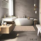 浴室防滑墊淋浴鏤空家用洗澡腳墊 全館8折