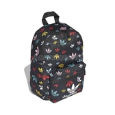 adidas 後背包 Multicolor Backpack 黑 彩色 女款 兒童款 三葉草 運動休閒 【ACS】 FM0281