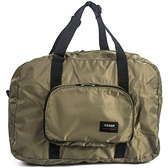 YESON - 輕量型可折疊變小旅行袋-二色可選MG-663卡其