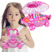 迪士尼公主化妝品套裝 芭比娃娃兒童化妝品玩具【潮咖範兒】