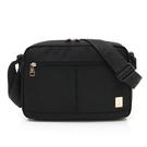 包包 前置拉鍊式收納袋 後置磁扣式收納袋 內置拉鍊收納內袋 專屬3C用品緩衝墊夾層