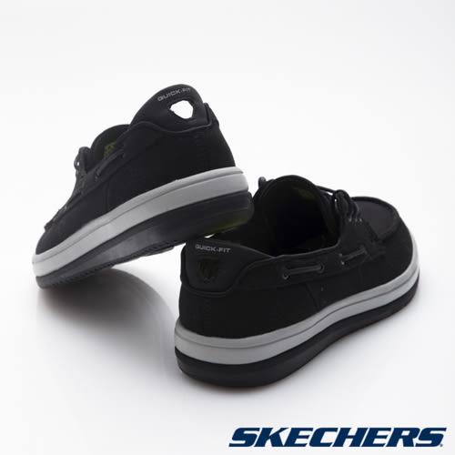 SKECHERS 男鞋 健走系列 On The GO - 黑 53645BLK