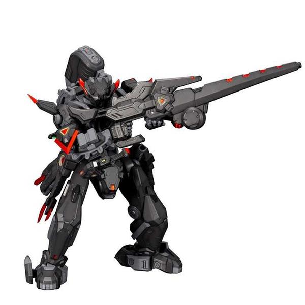 KOTOBUKIYA 壽屋 1/35 邊境保衛戰 BORDER BREAK 輝星・破式 組裝模型