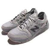 【五折特賣】New Balance 復古慢跑鞋 ML009 NB 灰 麂皮 潑墨 運動鞋 男鞋【PUMP306】 ML009RPD