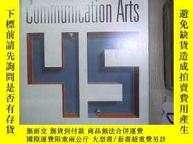 二手書博民逛書店COMMUNICATION罕見ARTS 2004 327Y180897