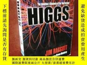 二手書博民逛書店Higgs:罕見The Invention And Discov