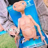 正版 NECA E.T. 12英吋 E.T.外星人 ET 雙手可動公仔 公仔 擺飾 COCOS NN800