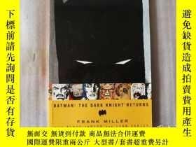 二手書博民逛書店BATMAN罕見THE DARK KNIGHT RETURNS【以圖為準】小16開Y10249 FRANK M