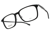 HUGO BOSS 眼鏡 HB0950F 003 (霧黑) 男士精品 方框 威林頓 波士頓 學院 義大利製 原廠公司貨 #金橘眼鏡