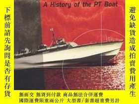 二手書博民逛書店Hunters罕見in the Shallows: A History of the PT Boat-淺灘上的獵人
