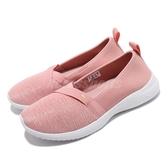Puma 休閒鞋 Adelina 粉紅 白 娃娃鞋 女鞋 【PUMP306】 36962105