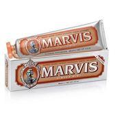 【MARVIS】義大利原裝進口牙膏系列(85ml)-生薑薄荷*6
