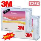 【限時下殺】3M 新絲舒眠  Z250 四季被 標準雙人 可水洗 棉被 保暖 透氣 抑制塵蟎【量販2入】