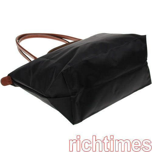LONGCHAMP水餃小肩背包(黑)LC089510