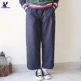 【早秋新品】American Bluedeer - 休閒直筒長褲(特價) 秋冬新款