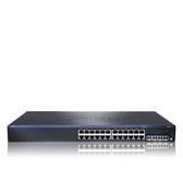 Juniper 瞻博 EX2200-24T-4G 24埠 10/100 / 1000BASE-T 乙太網路 交換器