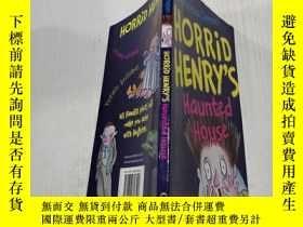 二手書博民逛書店HORRID罕見HENRY S HAUNTED HOUSE(可怕的亨利的鬼屋)Y212829