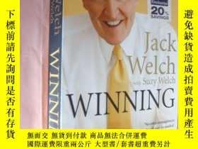 二手書博民逛書店Winning(罕見,16開)Y85718 Jack Welch
