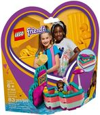 樂高LEGO FRIENDS 安德里亞的夏日心型盒 41384 TOYeGO 玩具e哥