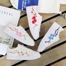 帆布鞋 運動鞋 新款韓版百搭小白鞋【快速出貨八五鉅惠】