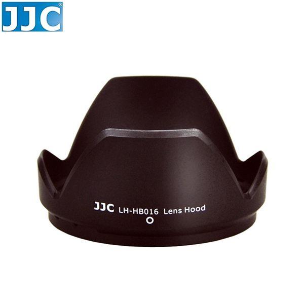 又敗家@JJC騰龍副廠遮光罩HB016遮光罩16-300mm F3.5-6.3 Di II VC PZD MACRO相容原廠Tamron遮光罩旅遊鏡太陽罩