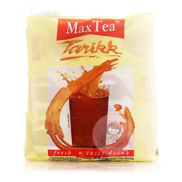 印尼 Max Tea Tarikk 奶茶 印尼拉茶 30入/包 【美日多多】