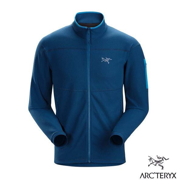 Arcteryx 始祖鳥 男 Delta LT刷毛外套-崔萊頓藍 L06882600【GO WILD】