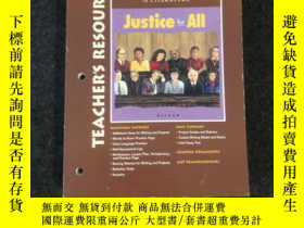 二手書博民逛書店TEACHERS罕見RESOURCES:PRENTICE HAL