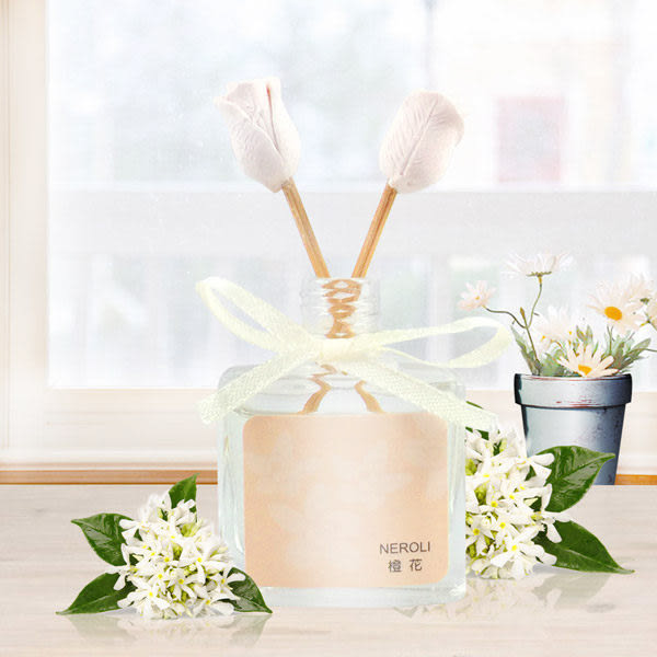 【Paris Fragrance巴黎香氛】mini清甜橙花室內擴香瓶8ML
