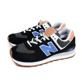 NEW BALANCE 574系列 運動鞋 復古鞋 黑色 男鞋 ML574TYE-D no823