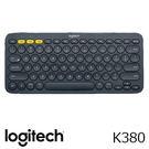 LOGITECH羅技 K380 多功能藍...