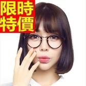 眼鏡架-潮流百搭超輕圓框女鏡框6色64ah7【巴黎精品】