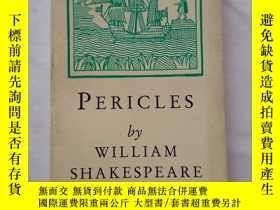 二手書博民逛書店Pericles:罕見Prince of Tyre (Shakespeare, Penguin)Y319155