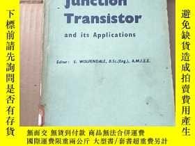 二手書博民逛書店the罕見junction transistor(P972)Y173412