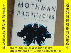 二手書博民逛書店The罕見Mothman Prophecies:based on