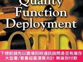 二手書博民逛書店Advanced罕見Quality Function DeploymentY255174 Fiorenzo F