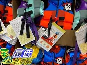 [COSCO代購] C2000531 HYPERLITE CHILD LIFE VEST 專業兒童救生衣 US COAST GUARD認證型式