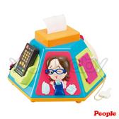 People 超級多功能七面遊戲機 /七合一認知學習玩具
