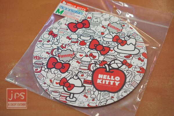 Hello Kitty 環保木製隔熱墊 (小) 點心