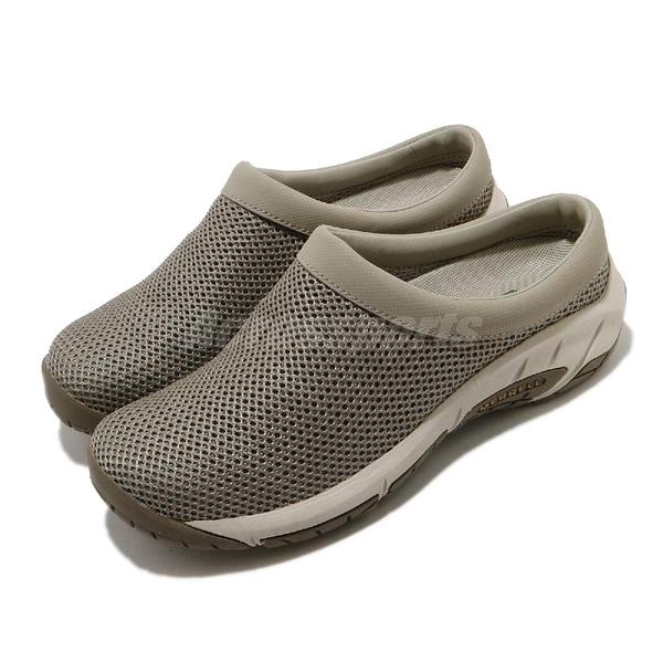 Merrell 涼拖鞋 Encore Breeze 3 綠 白 女鞋 透氣 休閒鞋【ACS】 ML62010